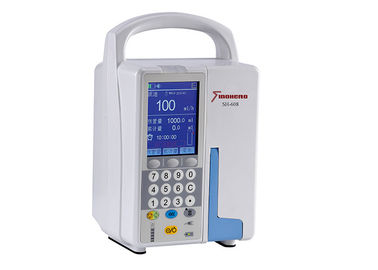 China SH-608 Medical Device Syringe Infusion Pump , High Pressure Medical Syringe Pump verdeler